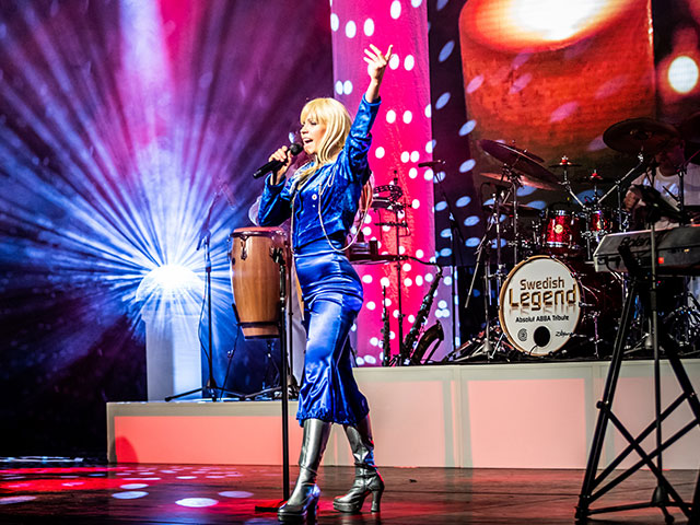 Swedish Legend - Absolut ABBA Tribute 2020-11-13 20:00:00